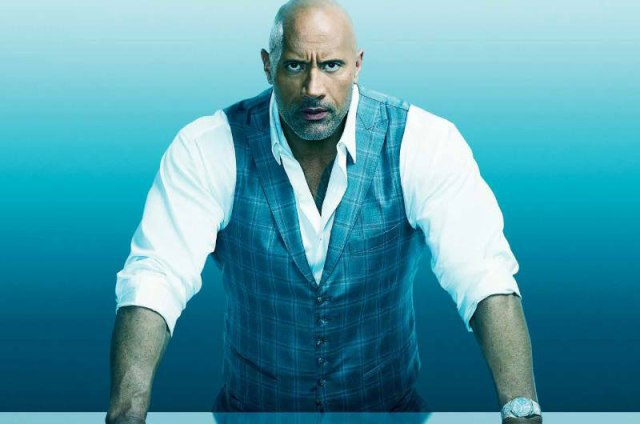 Dwayne Johnson es Spencer Stratsmore en 'Ballers'
