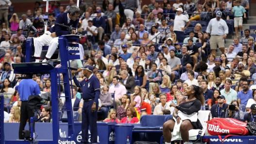 20180908 Serena Williams v Naomi Osaka - Day 13
