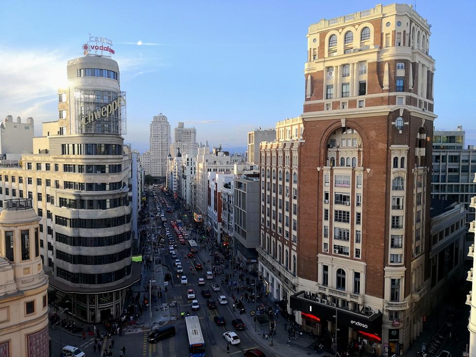 Madrid-Pausa