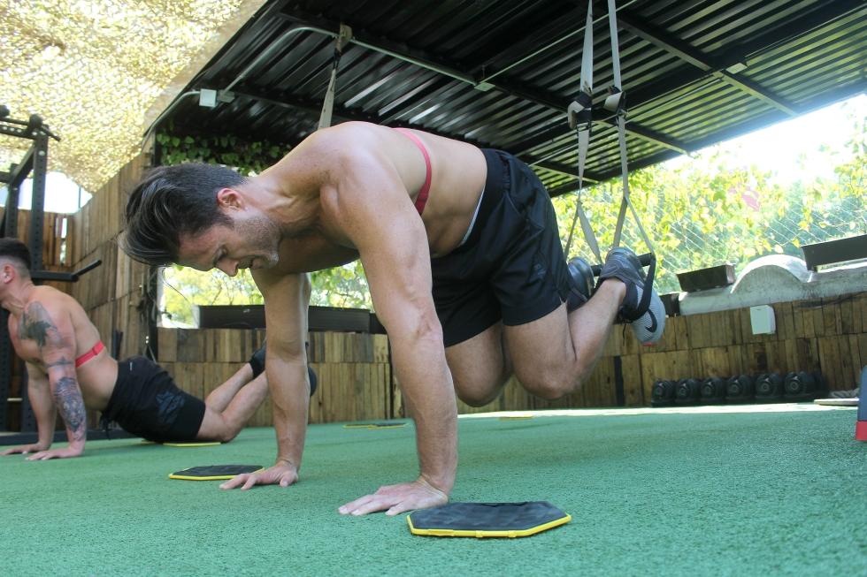 Roger fitness 2